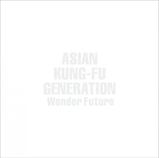 Album Wonder Future by ASIAN KUNG-FU GENERATION