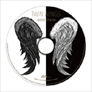 Single TWIN WINGS by exist†trace