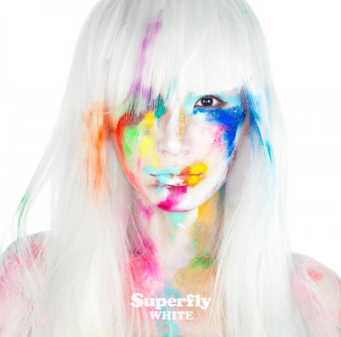 Album WHITE by Superfly