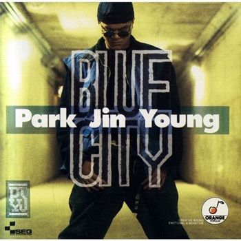 Album Blue City by Park Jin Young