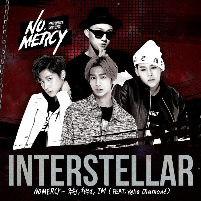 Interstellar(인터스텔라)Jooheon, I.M, Hyungwon, & Feat. Yella Diamond by MONSTA X