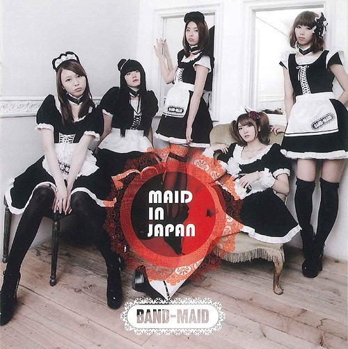 Mini album MAID IN JAPAN by BAND-MAID