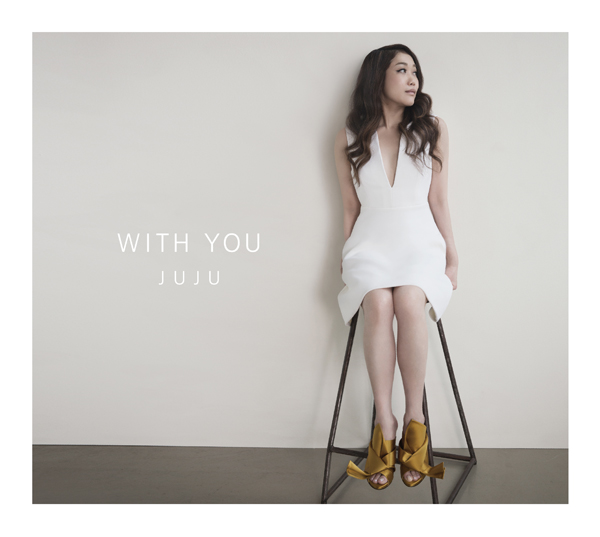 Single WITH YOU by JUJU