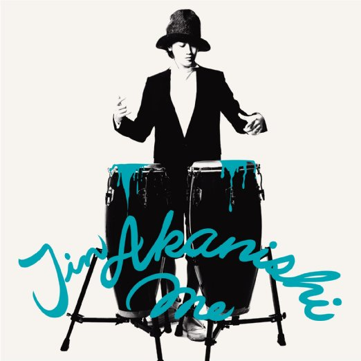Album Me by Jin Akanishi