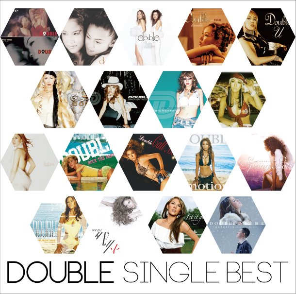 Album Single Best by DOUBLE