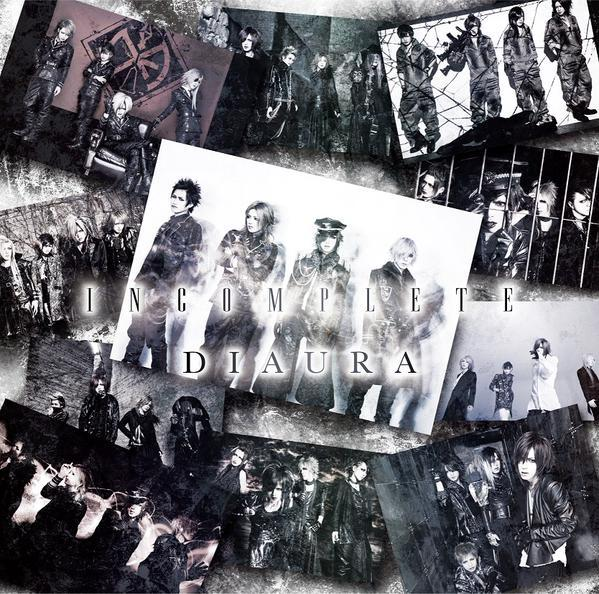 Album INCOMPLETE by DIAURA
