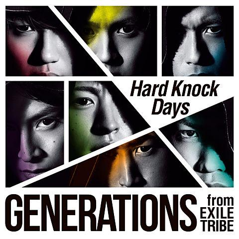 Single Hard Knock Days by GENERATIONS