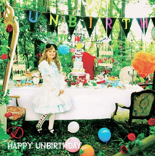 Single HAPPY UNBIRTHDAY by D