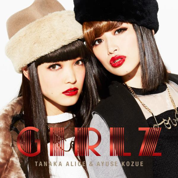 Single GIRLZ by TANAKA ALICE