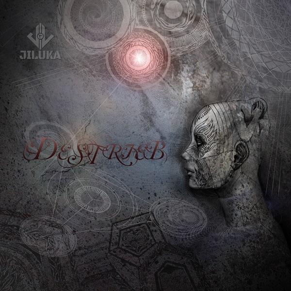 Mini album DESTRIEB by JILUKA