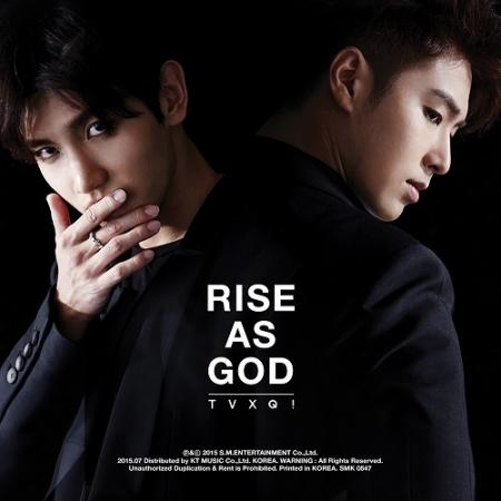 Album Rise As God by Tohoshinki