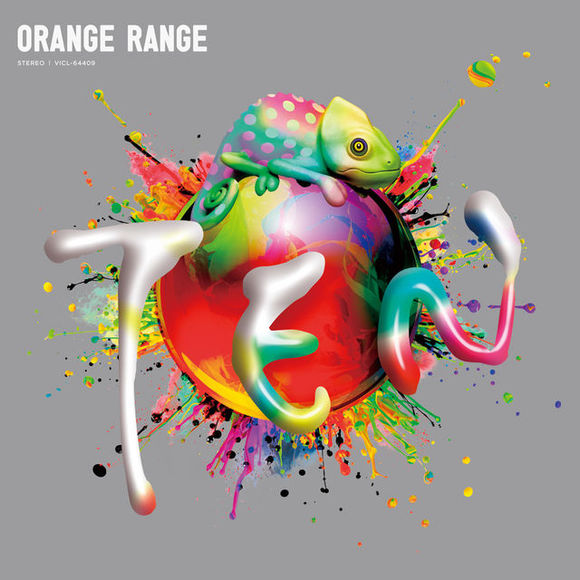 Album TEN by ORANGE RANGE