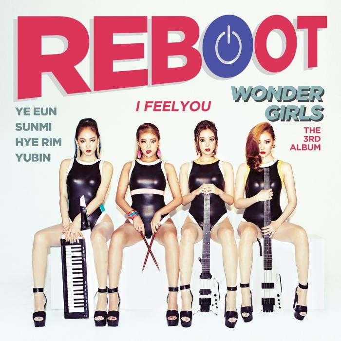 Album Reboot by Wonder Girls