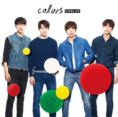 Album Colors by CNBLUE