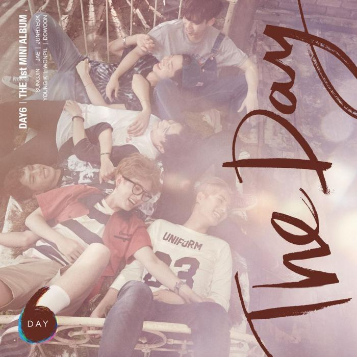 Mini album The Day by DAY6