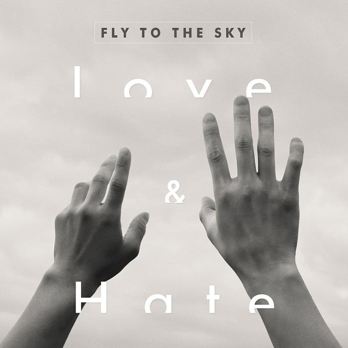 Mini album Love & Hate by Fly to the Sky