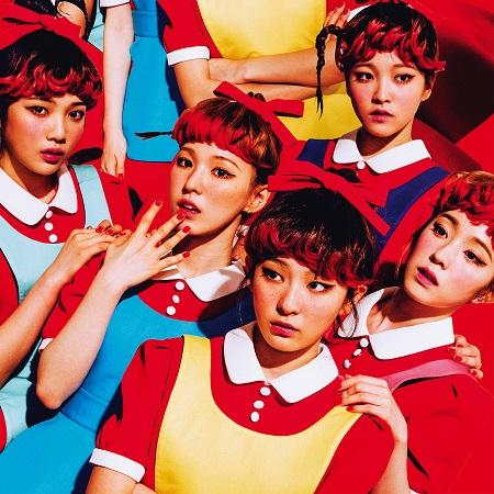 Album The Red by Red Velvet