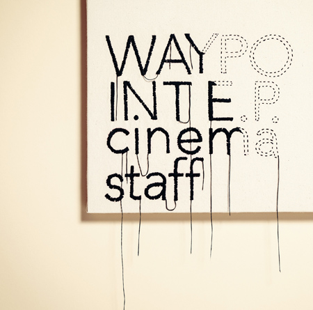 Single WAYPOINT E.P. by cinema staff