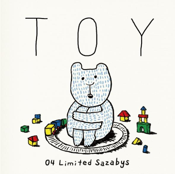 Single TOY by 04 LIMITED SAZABYS