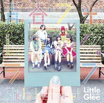 Single Seishun photograph / Girls be Free! by Little Glee Monster