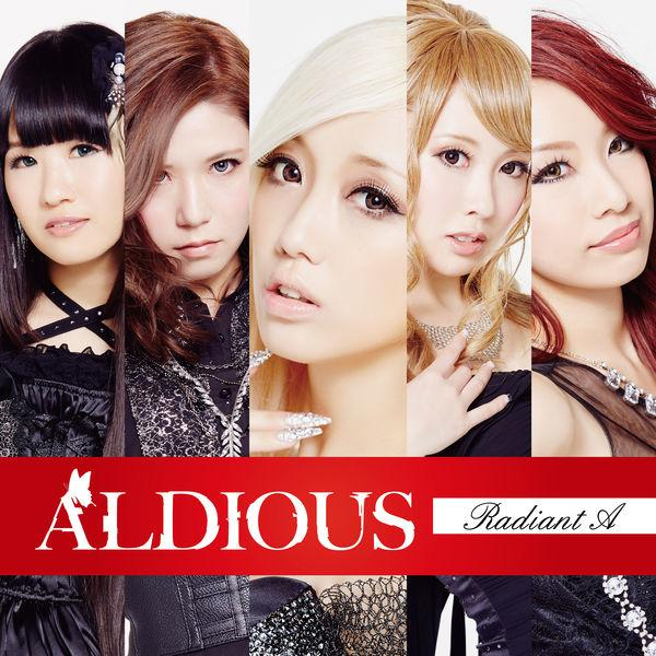 Album Radiant A by Aldious