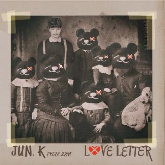 Album Love Letter by Jun. K