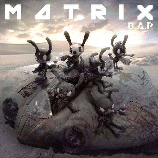 Mini album MATRIX by B.A.P
