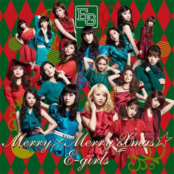 Single Merry × Merry Xmas★ by E-Girls