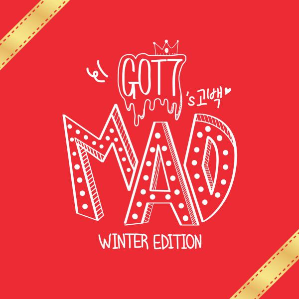 Mini album MAD Winter Edition by GOT7