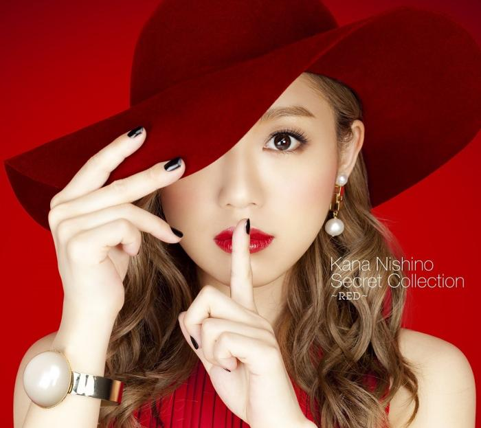 Album Secret Collection ~RED~ by Kana Nishino