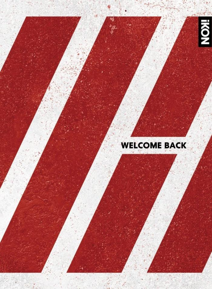Album 『WELCOME BACK』 by iKON