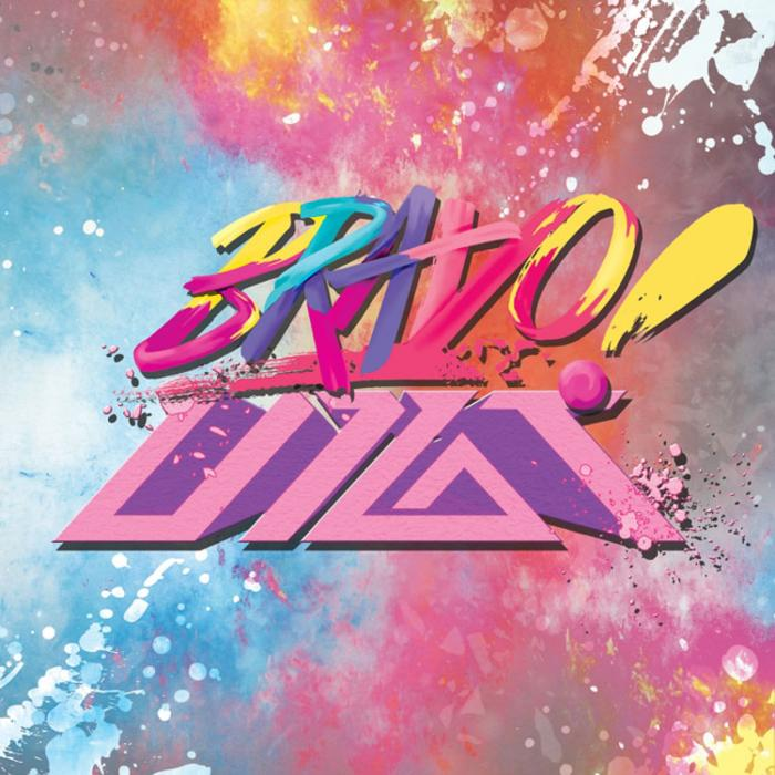 Mini album BRAVO! by UP10TION