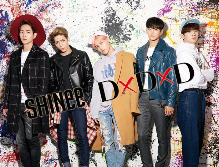 Album DxDxD by SHINee