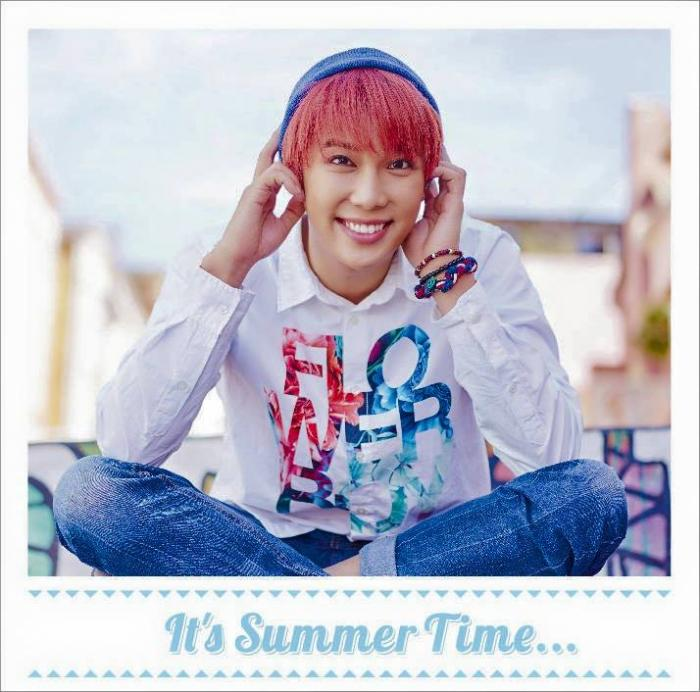 Mini album It's Summer Time... by Park Jung Min