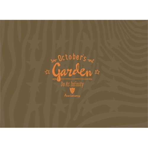 Album October's Garden- by Do As Infinity