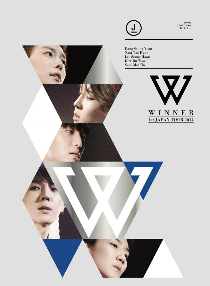 Album WINNER 1st JAPAN TOUR 2014 by WINNER