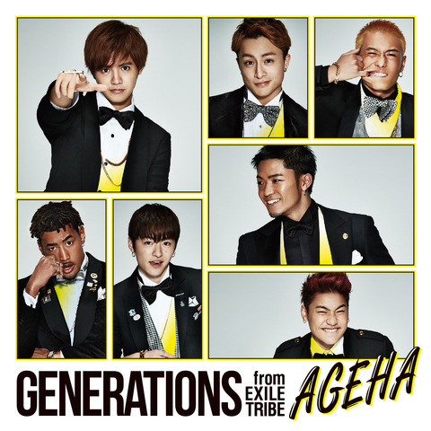 Single AGEHA by GENERATIONS