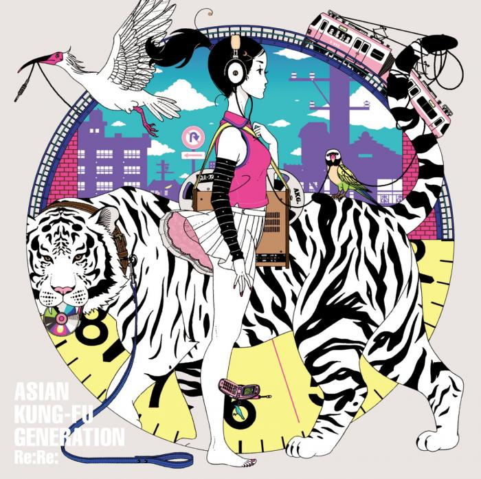 Single Re:Re: by ASIAN KUNG-FU GENERATION
