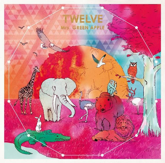 Album TWELVE by Mrs. GREEN APPLE