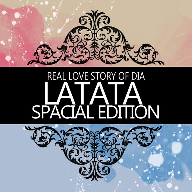 Single LATATA ( Special edition ) by Dia