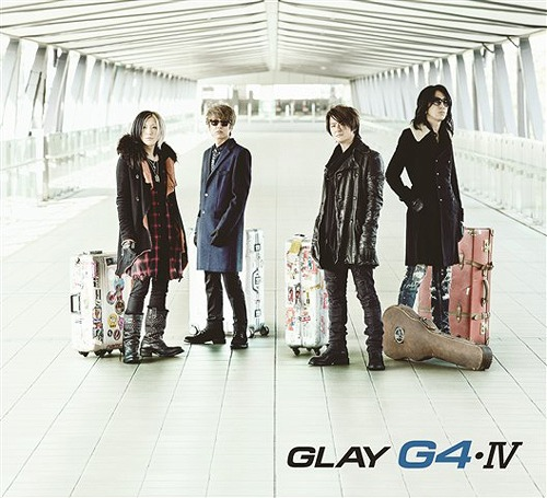 Single G4 IV by GLAY