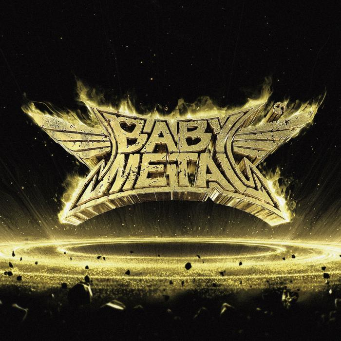 Album METAL RESISTANCE by BABYMETAL