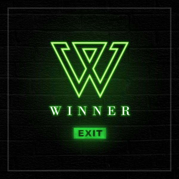 Mini album EXIT:E by WINNER