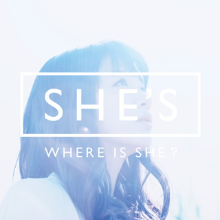 Mini album WHERE IS SHE? by SHE'S
