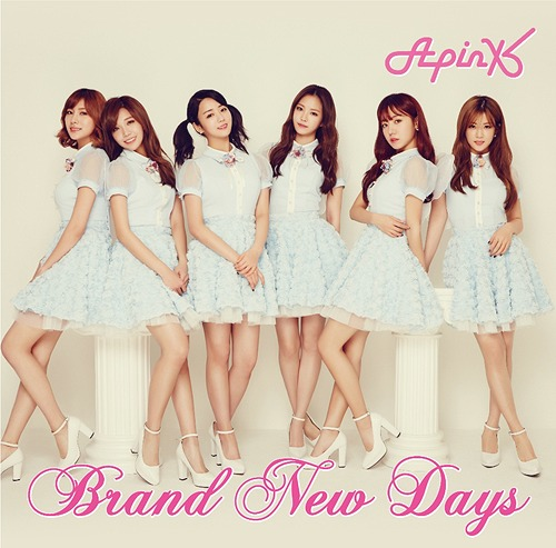Single Brand New Days by APink