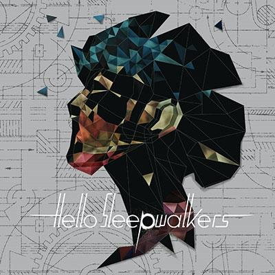 Album Planless Perfection by Hello Sleepwalkers