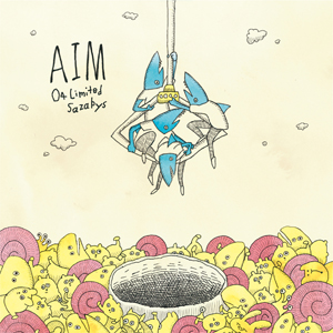 Single AIM by 04 LIMITED SAZABYS