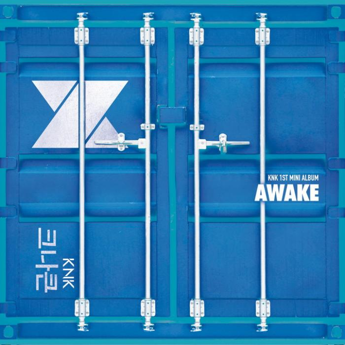 Mini album AWAKE by KNK