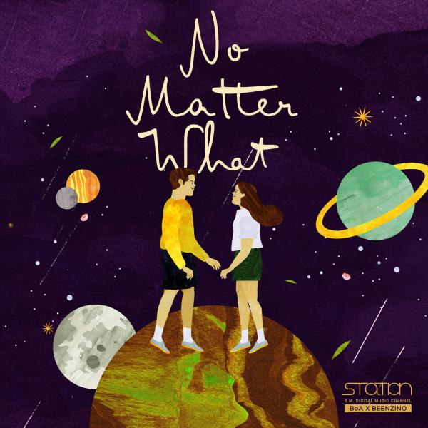Single NO MATTER WHAT by BoA