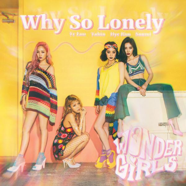 Single Why So Lonely by Wonder Girls
